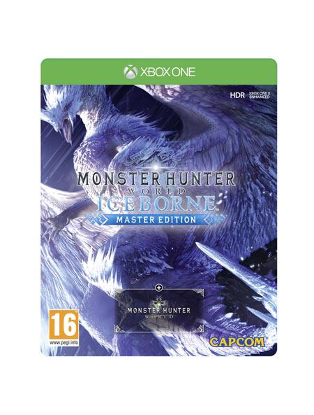 Monster Hunter World - Iceborne (Edizione Maestro)