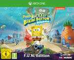 Spongebob SquarePants: Battle for Bikini Bottom - Rehydrated - F.U.N. Edition