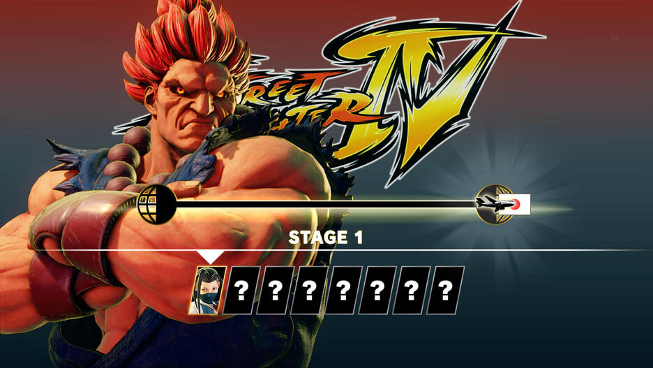 Street Fighter V - Champion Edition