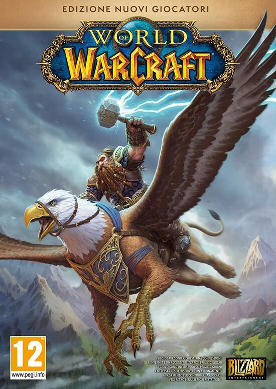 World Of Warcraft - Edizione Nuovi Giocatori