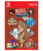 Layton's Mystery Journey: Katrielle e il complotto dei milionari - Deluxe Edition