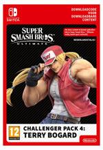 Super Smash Bros. Ultimate - Set Sfidante 4: Terry Bogard