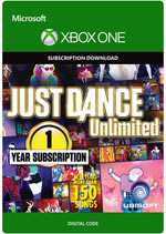 Just Dance Unlimited - 12 Mesi