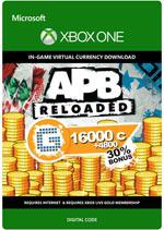 APB Reloaded - 16000 G1C + 4800 Bonus