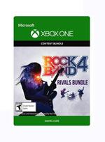 Rock Band 4 - Rivals Bundle