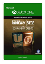 RAINBOW SIX SIEGE - 600 Rainbow Six Credits