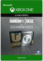 RAINBOW SIX SIEGE - 1200 Rainbow Six Credits