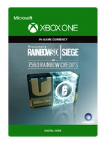 RAINBOW SIX SIEGE - 7560 Rainbow Six Credits