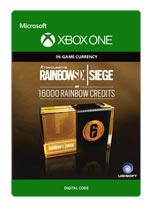 RAINBOW SIX SIEGE - 16000 Rainbow Six Credits