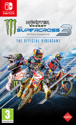 Supercross 3 Monster Energy