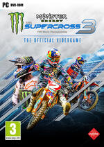 Supercross 3 Monster Energy