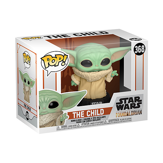 Funko Pop! - Baby Yoda (Star Wars: The Mandalorian)
