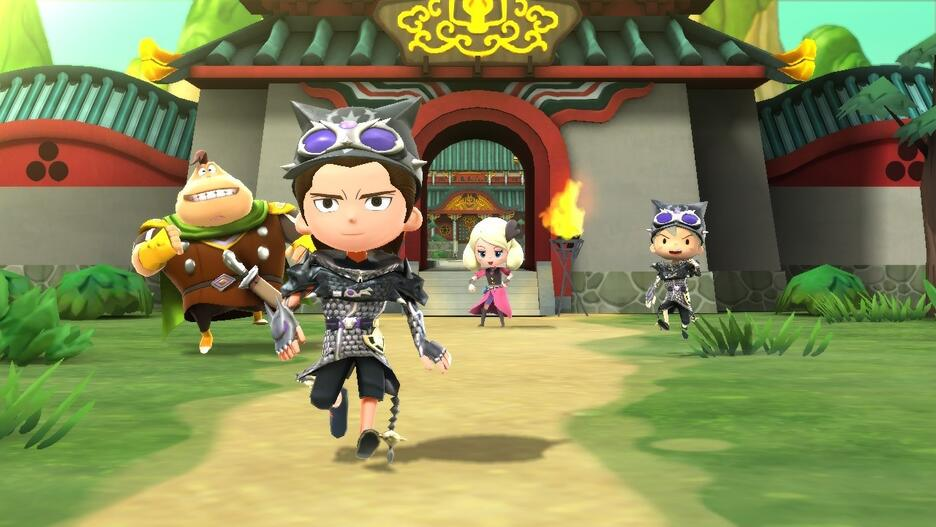 Snack World: Esploration Di Dungeon - GOLD