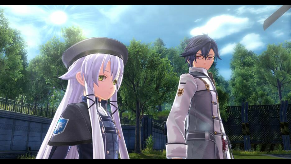 The Legends of Heroes: Trails of Cold Steel III - Extracurricular Edition