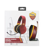 Gaming Headset - AS Roma