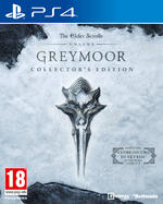 The Elder Scrolls Online: Greymoor Physical Collector's Edition Upgrade