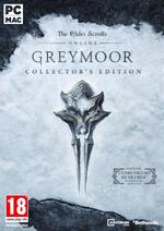 The Elder Scrolls Online: Greymoor Physical Collector's Edition Upgrade