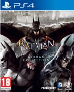 Batman - Arkham Collection (PS4)