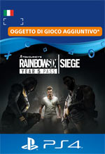 Tom Clancy's Rainbow Six Siege - Season Pass Anno 5