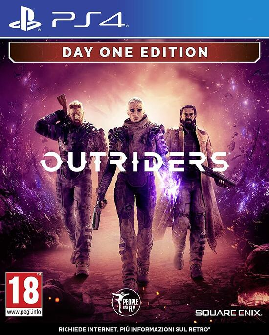 Outriders - Day One Edition
