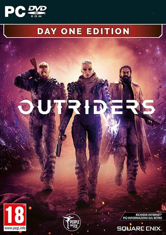 Outriders - Deluxe Edition