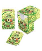 Carte Pokémon - ULTRA PRO - Porta Mazzo Grookey