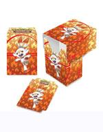 Carte Pokémon - ULTRA PRO - Porta Mazzo Scorbunny