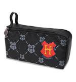 Astuccio con doppia cerniera Harry Potter - Logo Hogwarts