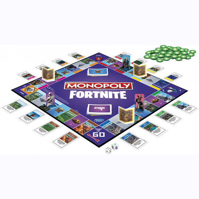 Monopoly: Fortnite Refresh