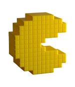 Lampada Pac-Man Pixel