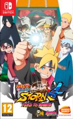 Naruto Shippuden Ultimate Ninja Storm 4 - Road To Boruto