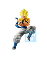 Figure Dragon Ball - Super Saiyan Gogeta (Ichibansho Rising Fighters)