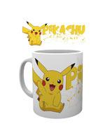 Tazza Pokémon - Pikachu