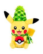 Peluche Pokémon - Pikachu Invernale