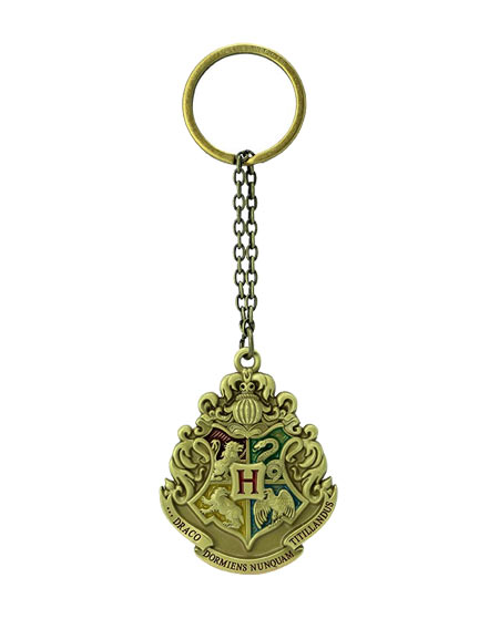 Portachiavi - Stemma Hogwarts (Harry Potter)