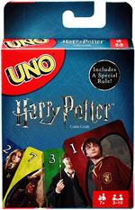 Uno Harry Potter - Carte Da Gioco