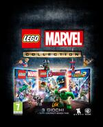 The LEGO Marvel Collection