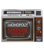 Monopoly: Stranger Things - Collector's Edition - English