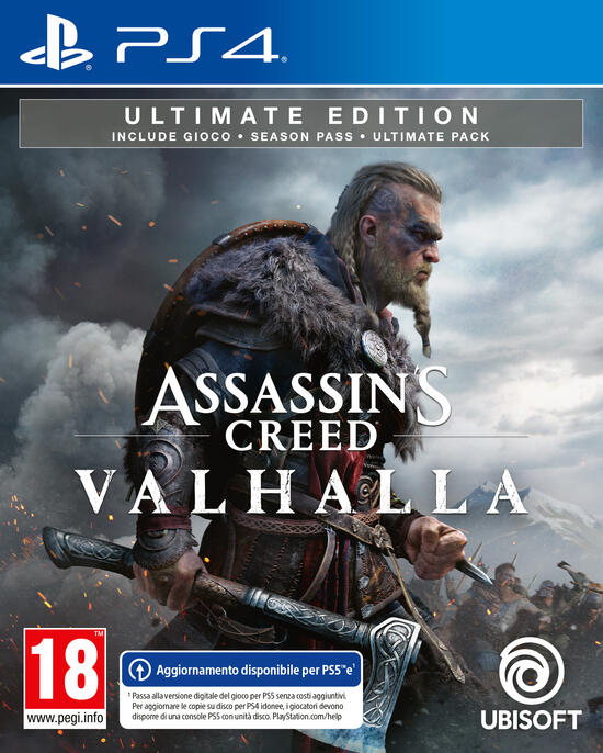 Assassin's Creed Valhalla - Ultimate Edition