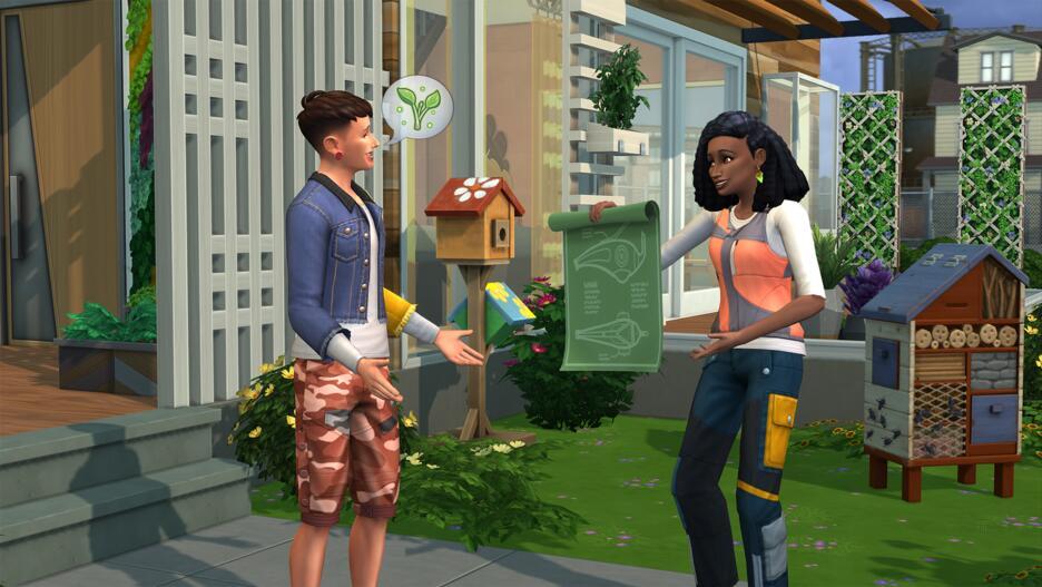 The Sims 4 - Vita Ecologica