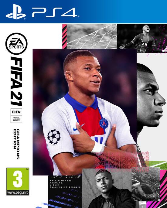 Fifa 21 - Champions Edition (include upgrade gratuito per PS5)