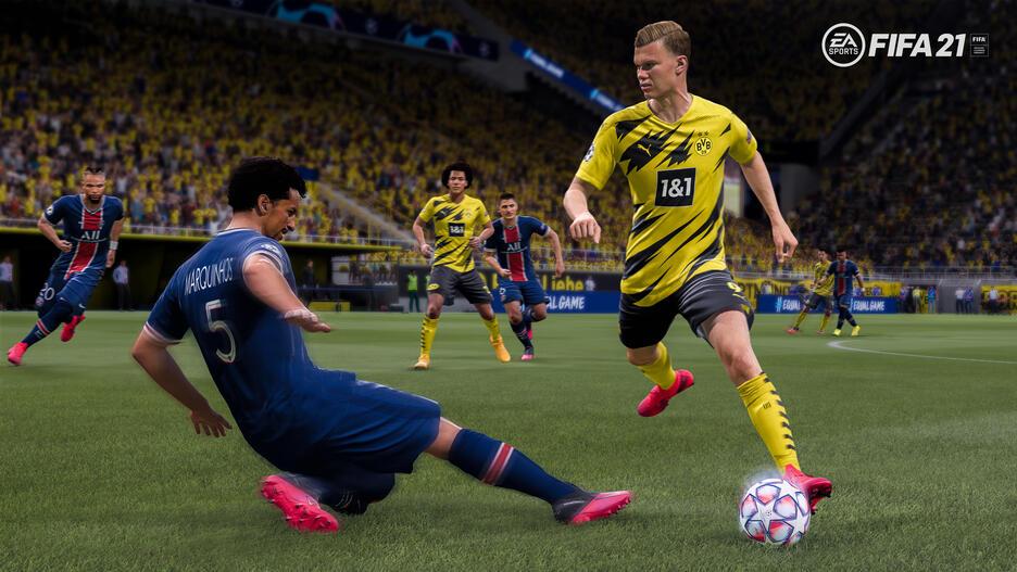 Fifa 21 - Champions Edition (include upgrade gratuito per Xbox Series X)