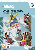 The Sims 4 - Oasi Innevata
