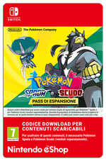 Pokémon Spada e Scudo - Pass di Espansione