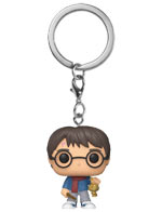 Portachiavi Funko Pop! - Holiday Harry Potter (Harry Potter)