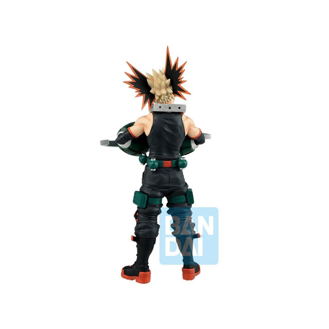 Figure My Hero Academia - Katsuki Bakugo (Versione I'm Ready)