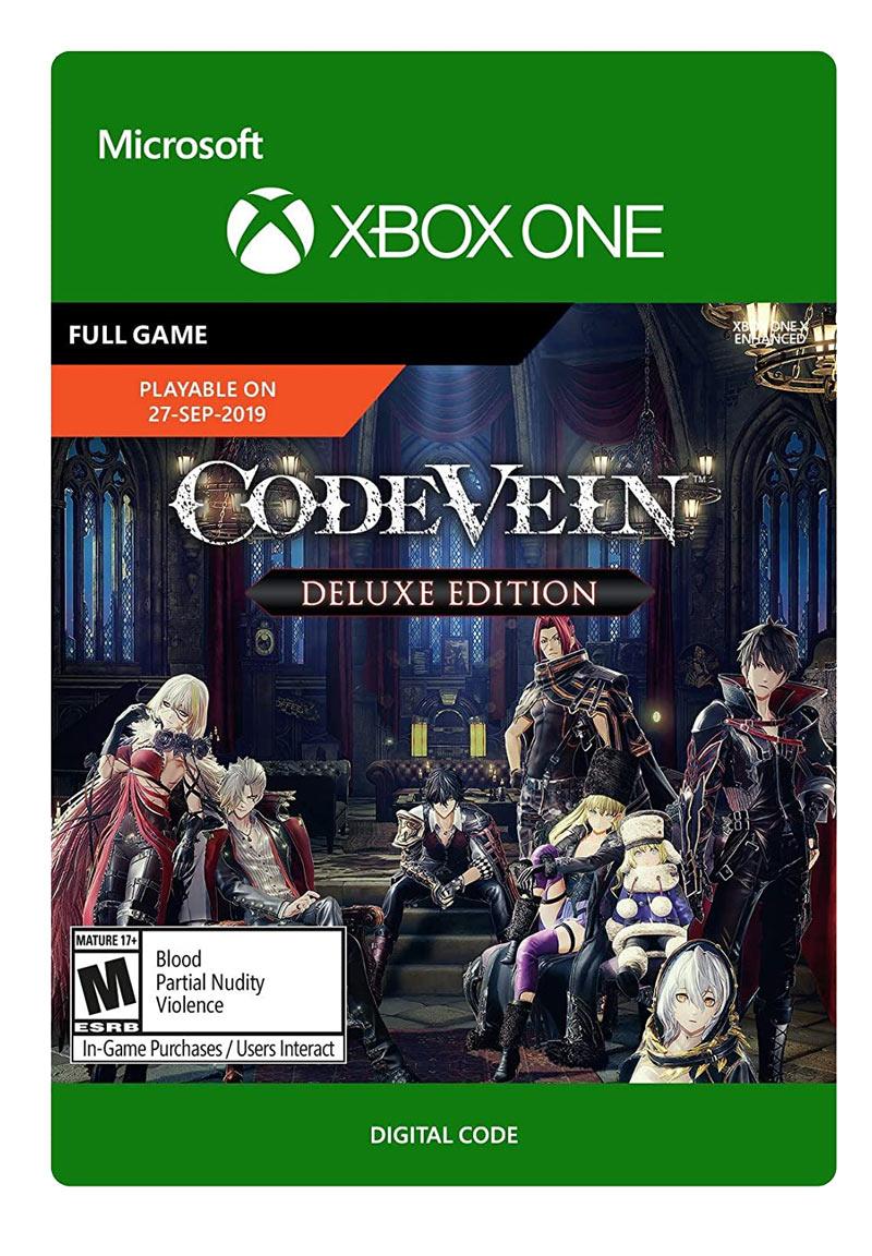 Code Vein - Deluxe Edition