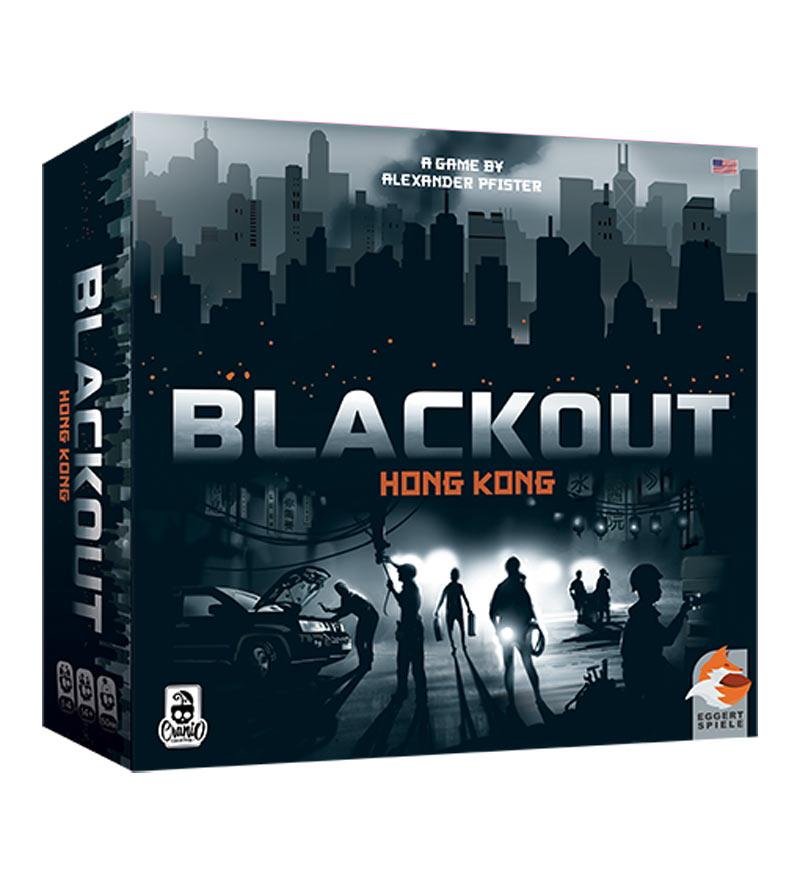 Blackout: Hong Kong - Gioco Da Tavolo