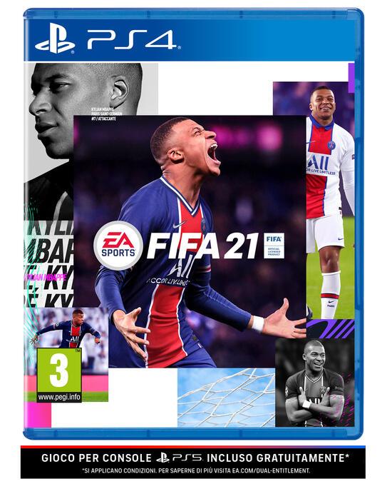 Fifa 21 (include upgrade gratuito per PS5)