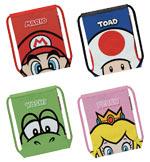 Zaino Super Mario con Tasca - Assortito